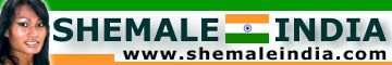 Shemale India Logo Banner